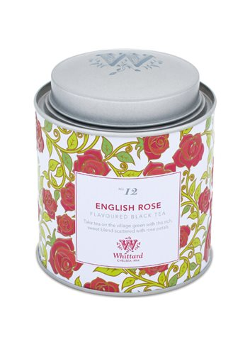 Loose English Rose Caddy Tea Discoveries 100g