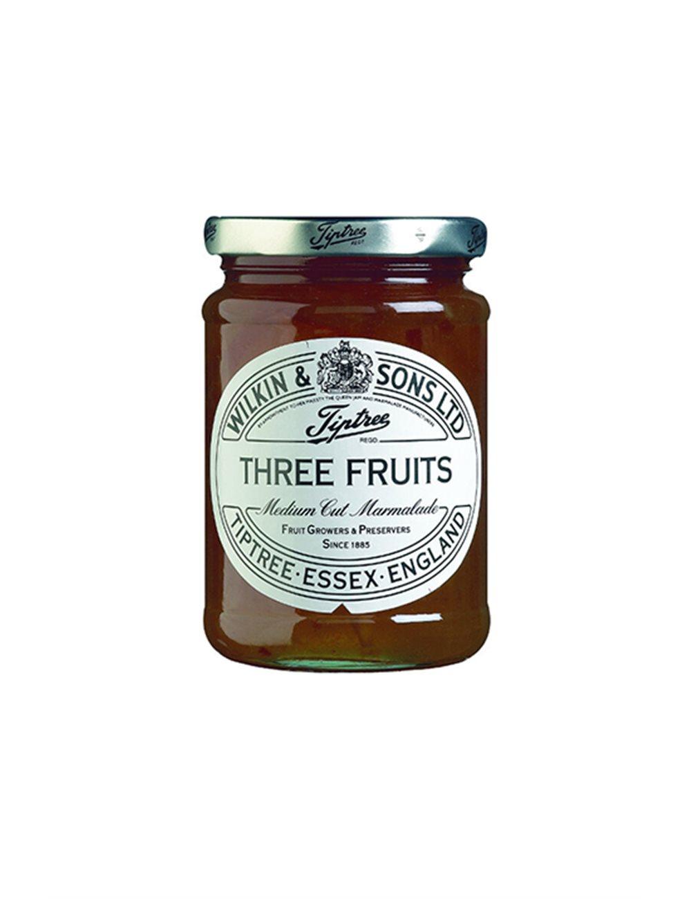 Three Fruits Marmelade 340g