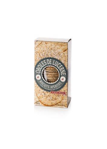 Oboles de Lucerne aux Graines de Pavot 100 g