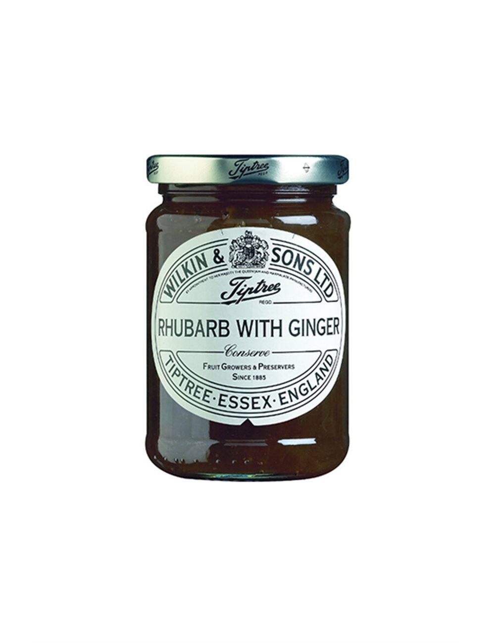 Rhubarb & Ginger 340g