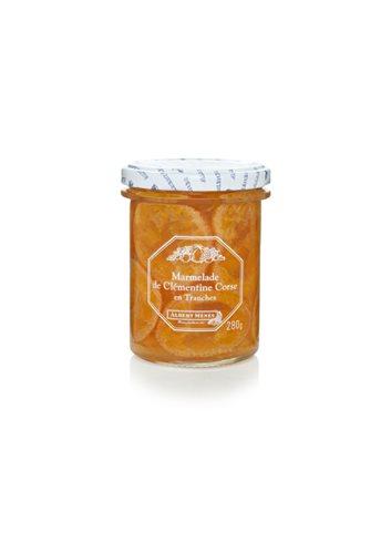 Marmelade met Corsicaanse Mandarijn in schijfjes 280g