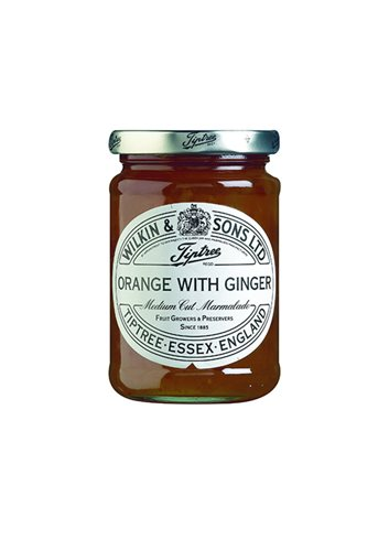 Orange & Ginger (Medium Cut) 340g