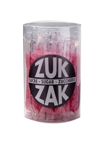 Suikersticks (30 st.) Roze