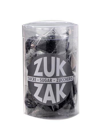 3-Hoekig Suikerzakjes(30 st.) Zwart