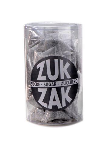 3-Hoekig Suikerzakjes(30 st.) Zilver