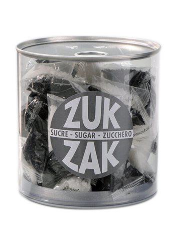 Mix Suikerzakjes(60 st.) Zwart/Wit