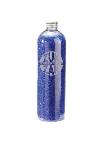 Fles Blauw 450gr