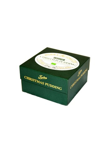Bio Christmas Pudding 454gr