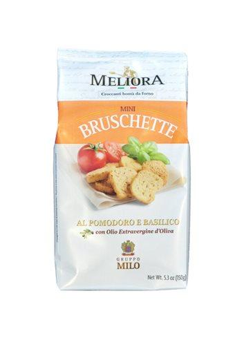 Bruschette Tomates & Basilic 150gr