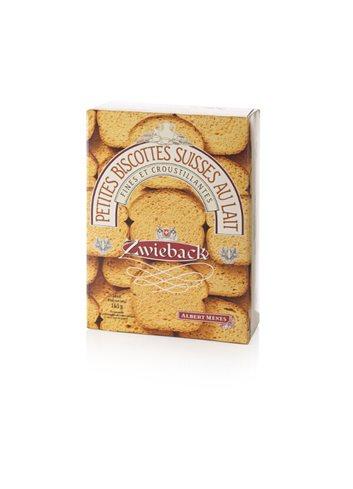 Zwieback - kleine Zwitserse melk biscottes 165g