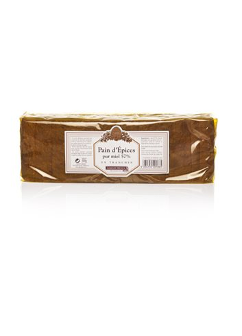 Pain d'Epices 57% de Miel 300 g