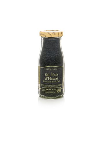 Zwart zout uit Hawai 170g