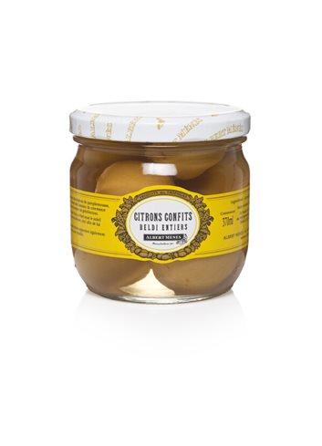 Citrons Confits Beldi Entiers 190 g