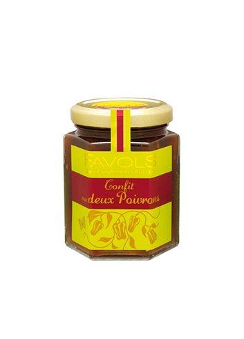 Sauterne konfijt met peren 100g