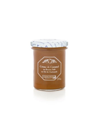 Karamelcrème met gezouten boter 265g