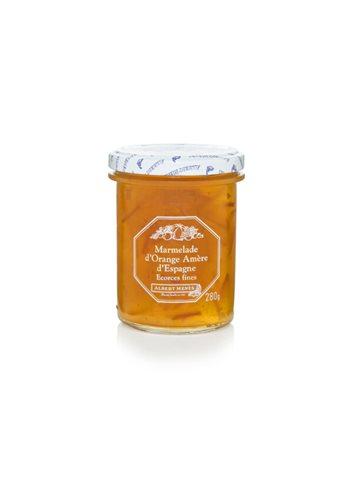 Marmelade d'Orange Amère d'Espagne Ecorces Fines 280 g
