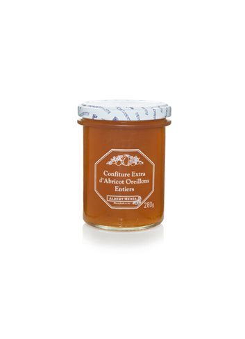 Confiture Extra d'Abricot - Oreillons Entiers 280 g