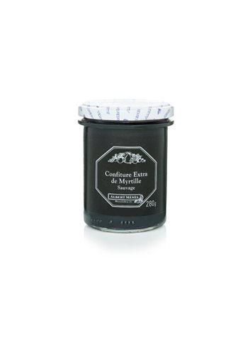 Confiture Extra de Myrtille Sauvage 280 g