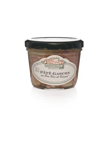 Pâté Gascon au Foie Gras de Canard 180 g