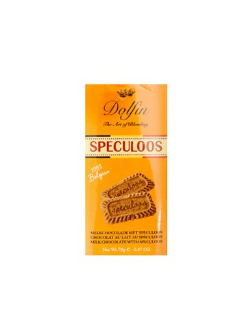 Melk Chocolade Speculoos 70g*