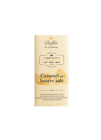 Chocolat Lait Caramel beurre salé 70g