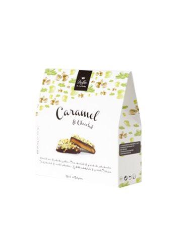 Caramel & Chocolat Pistaches 200g