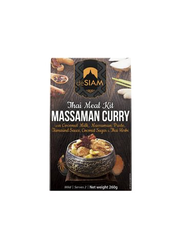 Massaman Curry Cooking set 260g