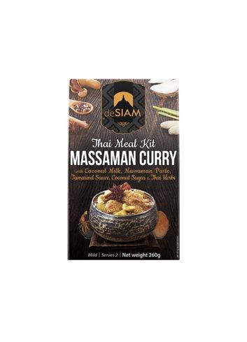Massaman Curry Cooking set 260g