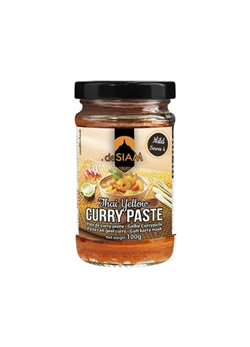 Yellow Curry Paste 100g