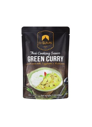 Green Curry Sauce 200g