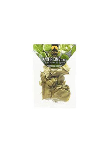 Dried Kaffir Lime Leaves 3g