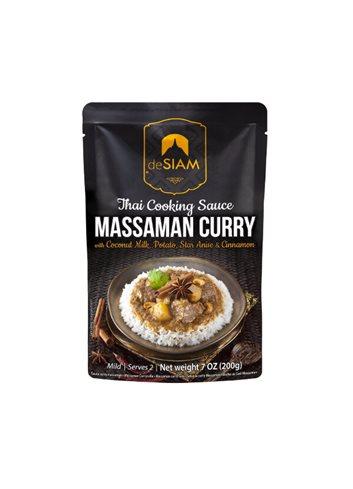 Sauce Curry Massaman 200g