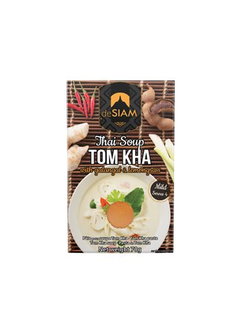 Tom kha soup paste 70g