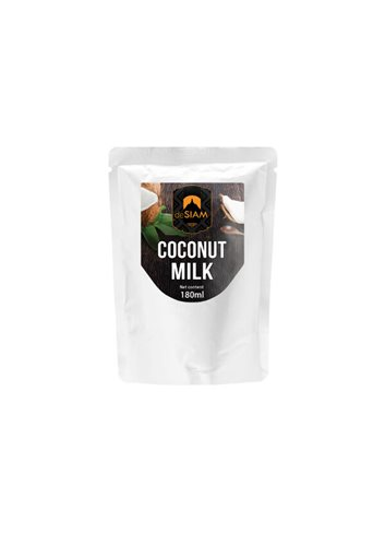 Coconut Milk pouch 180ml