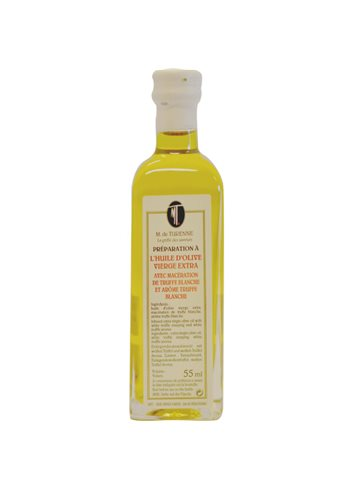 Huile D'Olive Vierge Extra A La Truffe Blanche 55ml
