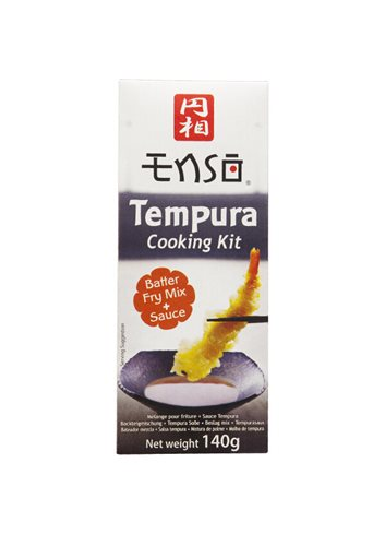 Tempura cooking set 140g