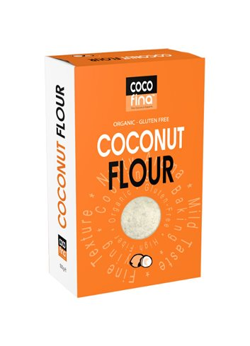 Kokosnoot bloem BIO Refill 500g