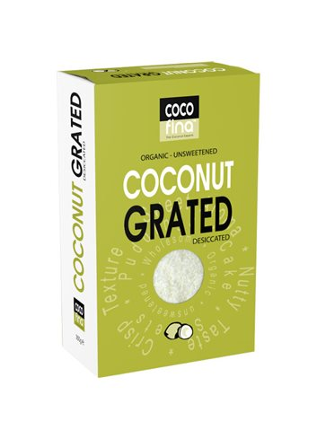 Gedroogde kokosnoot vlokken BIO 350g