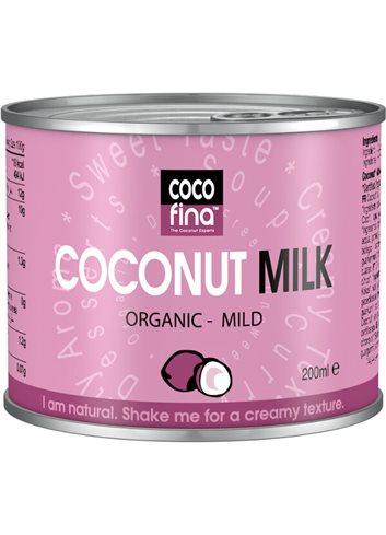 Kokosmelk zacht 200g