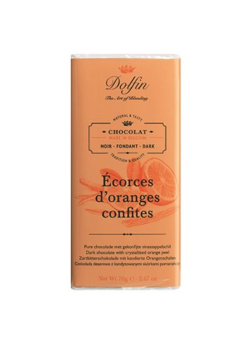 Dark with bitter oranges 30g