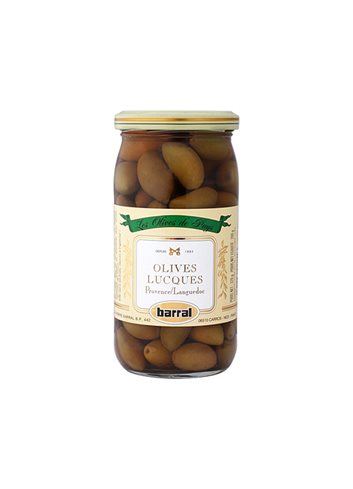 Olives Lucques 320g