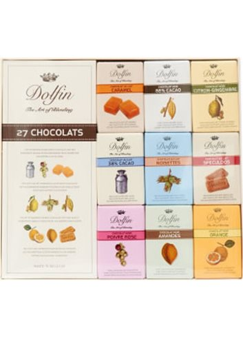 27 Pieces gift box 270g