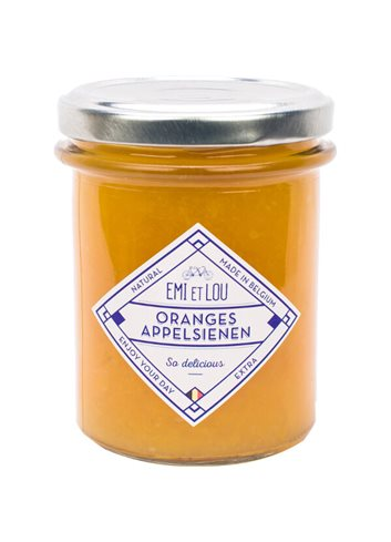 Confiture Oranges 215g
