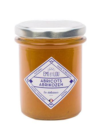Confiture Abricots 215