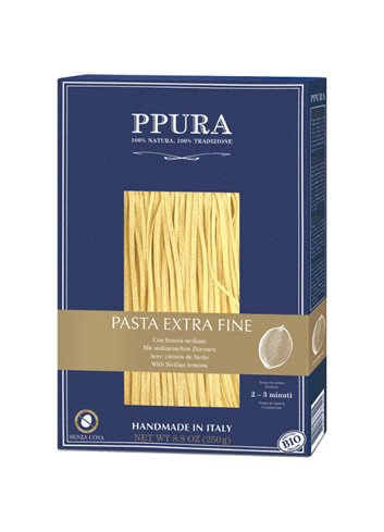 BIO Pasta Extra Fine with free range eggs 250g