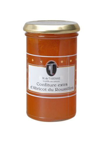 Confiture Extra D'Abricots 320g