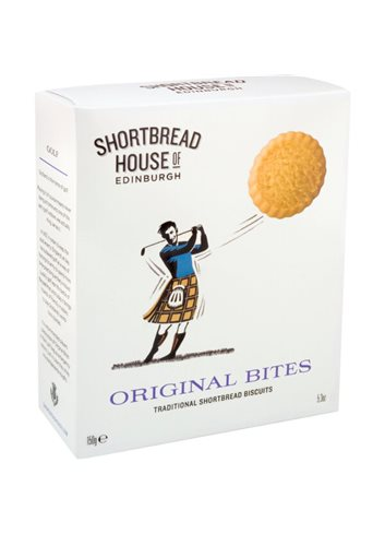 Shortbread Sport Original Bites 150g