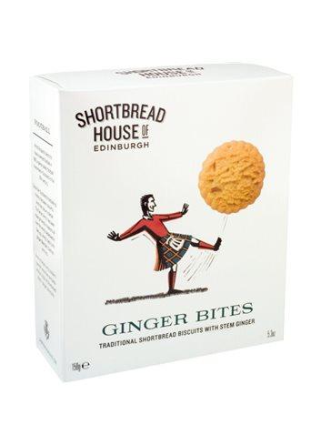 Shortbread Sport Ginger Bites 150g