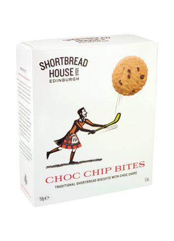 Shortbread Sport Choc Chip Bites 150g