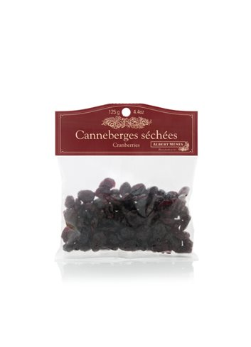 Canneberges (Cranberries) 125 g
